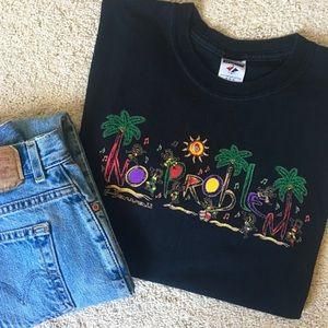 80's No Problem Hawaii tee🌴